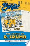 The Comics of R  Crumb