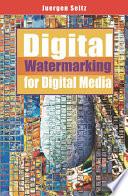 Digital Watermarking For Digital Media Book PDF