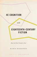Pdf 4E Cognition and Eighteenth-Century Fiction Telecharger