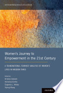 Women's Journey to Empowerment in the 21st Century