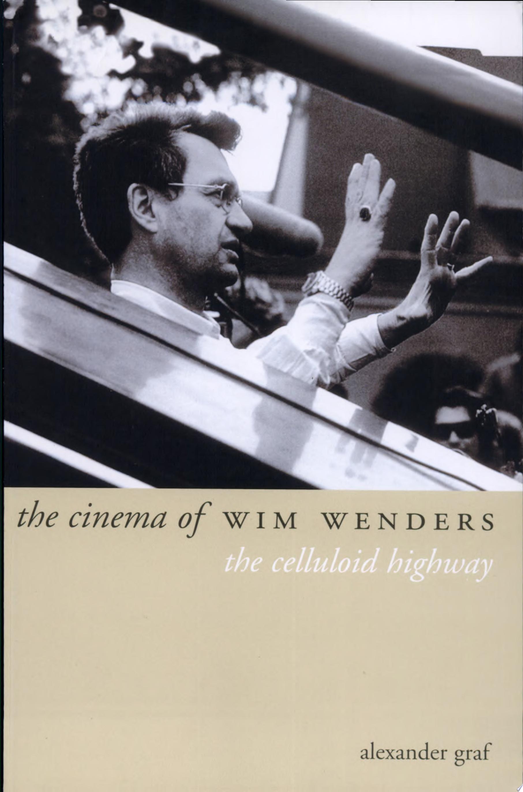 The Cinema of Wim Wenders