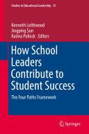 How School Leaders Contribute to Student Success Pdf/ePub eBook