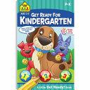 School Zone Get Ready for Kindergarten Tablet Workbook Book