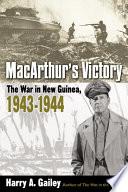 MacArthur s Victory Book PDF