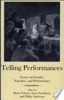 Telling Performances