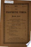 Prophetic Times And Watch Tower