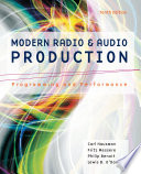 Modern Radio and Audio Production  Programming and Performance Book
