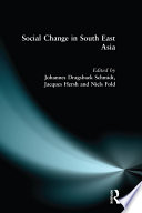 Social Change In South East Asia
