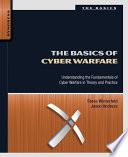 The Basics of Cyber Warfare Book