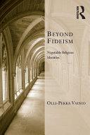 Pdf Beyond Fideism