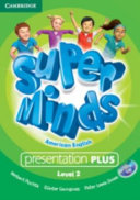 Super Minds American English Level 2 Presentation Plus DVD ROM