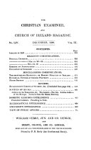 The Christian examiner and Church of Ireland magazine ebook