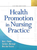Health Promotion in Nursing Practice Book PDF