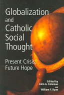 Globalization and Catholic Social Thought