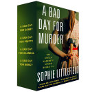 A Bad Day for Murder, The Stella Hardesty Series 1-4
