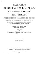 Stanford s geological atlas of Great Britain and Ireland