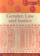 Gender Law And Justice
