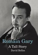 Romain Gary Book