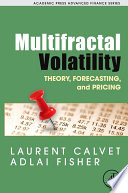 Multifractal Volatility Book
