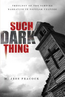 Such a Dark Thing ebook