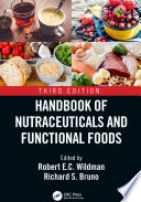 Handbook Of Nutraceuticals And Functional Foods Third Edition Book PDF