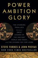 Power Ambition Glory Pdf/ePub eBook