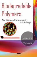 Biodegradable Polymers. Volume 2