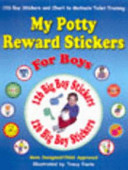 My Potty Reward Stickers for Boys Book