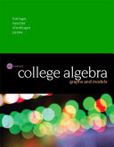 College Algebra  Graphs and Models Plus Mymathlab with Pearson Etext    Access Card Package