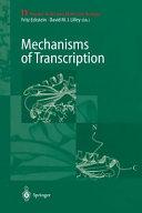 Mechanisms Of Transcription Book PDF