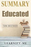 Summary of Educated Pdf/ePub eBook