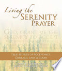 Living the Serenity Prayer