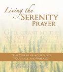 Living the Serenity Prayer Pdf/ePub eBook
