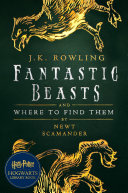 Fantastic Beasts and Where to Find Them Pdf/ePub eBook