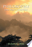 Philosophy One Man S Overview