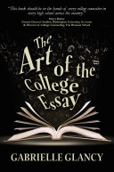 The Art of the College Essay