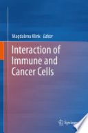Interaction Of Immune And Cancer Cells Book PDF