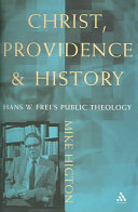 Christ, Providence and History