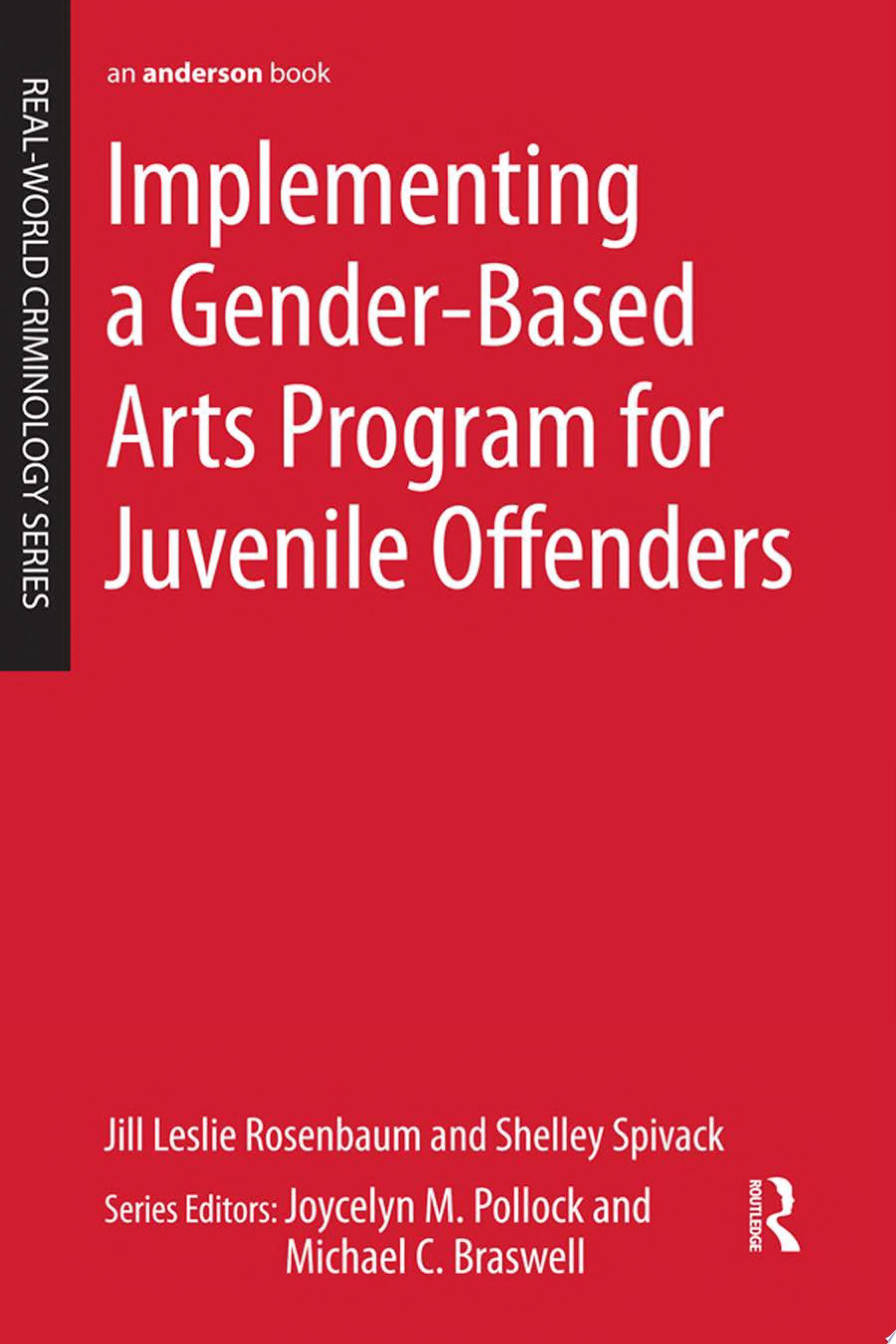 Implementing a Gender Based Arts Program for Juvenile Offenders