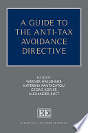 A Guide to the Anti Tax Avoidance Directive