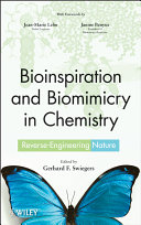 Bioinspiration and Biomimicry in Chemistry