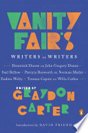 Vanity Fair s Writers on Writers