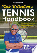 """Nick Bollettieri's Tennis Handbook-2nd Edition"" by Bollettieri, Nick"