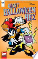 Disney Giant Halloween Hex #1
