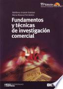 Fundamentos y técnicas de investigación comercial