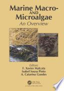 Marine Macro  and Microalgae Book