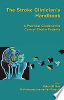 The Stroke Clinician's Handbook
