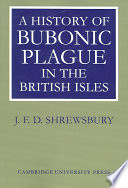 A History of Bubonic Plague in the British Isles
