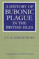 Pdf A History of Bubonic Plague in the British Isles