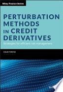 Perturbation Methods in Credit Derivatives